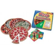 Fun with Fractions Pizza