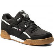 Обувки Reebok - Workout Plus Mvs CM9927 Black/Stark Grey/White