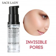 SACE LADY Make Up Base Primer Face Professional Cosmetic for Facial Oil Skin Nutritious Makeup Matt Natural Foundation Gel Brand