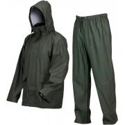 industrial starter 00209-Xl Giacca Impermeabile Traspirante Con Pantalone Impermeabile Completo Antipioggia Taglia Xl Colore Verde - Lluvia - 00209-Xl