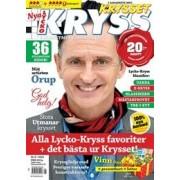 Tidningen Lycko-Kryss 6 nummer