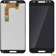 Clappio Repuesto Pantalla LCD/Táctil Negra para Alcatel A3