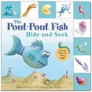 Lift-The-Flap Tab: Hide-And-Seek, Pout-Pout Fish, Hardcover/Deborah Diesen