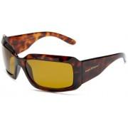 Eagle Eyes Women's Gemstone I Sunglasses,Topaz Frame/Gold Brown Lens,one size