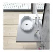 Distribain Plan vasque solid surface Réf : SDPW45
