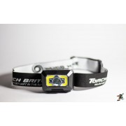 Torch brite HT- 103C Rechargeable Head Torch (Black)