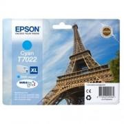 Epson Original Tintenpatrone cyan XL C13T70224010