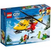 Lego Klocki konstrukcyjne City Helikopter medyczny 60179