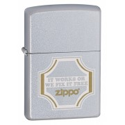 Zapalovač ZIPPO 20941 Zippo It Works