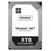 "HDD 3.5"", 8000GB, Hitachi HGST Ultrastar He10 , 7200rpm, 256MB Cache, 512E ISE, SATA3 (HUH721008ALE600)"