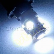 AST Works 10PCS 12X30m T10 5050 W5W 5 SMD 194 168 LED White Car Side Wedge Tail Light Lamp