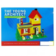 Grab Offers Smart Blocks The Young Architect Set - Interlocking Architectural Set For Kids.(Multicolor)
