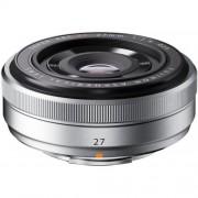 FujiFilm Fuji Fujinon XF 27mm f/2, 8 R objektív ezüst