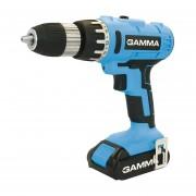 Taladro atornillador de Impacto Gamma con percutor 21 Vcc - G12301AR