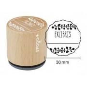 RoyalPosthumus Woodies tampon Exlibris 2