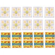 Virgo Toys Brain Lock and Tangram (Combo) - Pack of 10