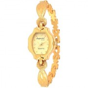 Imperial Club Chorus Look Analog Golden Dial Women's Watch (wtw-011)