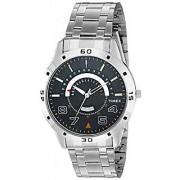 Timex Quartz Grey Round Men Watch TW000U905
