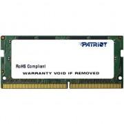 Memorii laptop patriot SODIMM Signature DDR4, 4GB, 2400MHz, CL17 (PSD44G240081S)