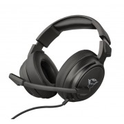 HEADPHONES, Trust GXT 433 Pylo, Multiplatform, Gaming, Microphone, Black (23381)