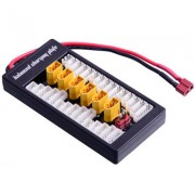 New Style Li-Po Charging Adaptor Board 2-6S Charge / Balance Board Lipo Battery for imax B6 B6AC