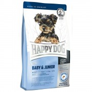 2x4kg Happy Dog Supreme Mini Baby & Junior ração
