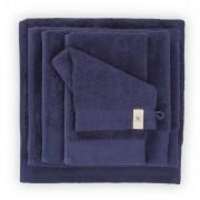 Walra Soft Cotton Gastendoek 30 x 50 cm 550 gram Navy - 2 stuks