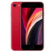Смартфон Apple iPhone SE2 64GB, 4.7 инча, 12 MP/ 7 MP камери, Червен, MX9U2GH/A