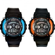 Digital Other Dail Black Other StrapMens Automatic Watch For Men