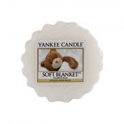 Yankee Candle Soft Blanket vosak za aromatične lampe 22 g