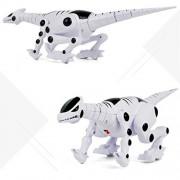 Remote Mini Dinosaur Robots,Littleice Intelligent Interactive Smart Toy Dinosaur Robot Remote Toys Gift + Sound Light