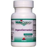 Organo Germanium - Organo Germanio 100 Mg 100 Comprimidos