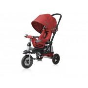 Tricicleta pentru copii Jet Air roti mari cu camera Red