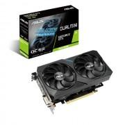 VC, ASUS DUAL GTX1660 Super Mini OC Edition, 6GB GDDR6, 192bit, PCI-E 3.0