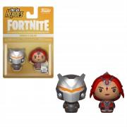 Pint Size Heroes Fortnite - Omega e Valor 2-Pack Figure Pint Size Heroes