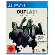 Outlast Trinity (Teil 1 & 2 & DLC Whistleblower) - PS4 [EU Version]