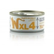 Natural line Natural Code Cat XL 04 Filetti di Pollo 170g