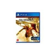 Jogo Final Fantasy Type 0 HD - PS4
