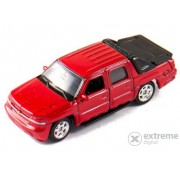 Mașinuță Welly Chevrolet Avalanche 2002 bordo, 1:60-64