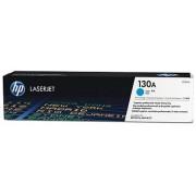 HP CF351A Lézertoner Color LaserJet Pro MFP M176n nyomtatóhoz, HP 130 cyán, 1k Eredeti kellékanyag