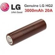 Baterija LG 18650 Li-ion 3,7V 3000mAh 20A