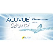 ACUVUE OASYS with HYDRACLEAR PLUS - 6 lenzen