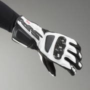 Spidi Handskar Spidi STR-5 Svart-Vit