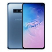 Refurbished-Very good-Galaxy S10e 128 GB (Dual Sim) Blue Unlocked