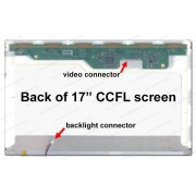 Display - ecran laptop Sony Vaio VGN-AR61M PCG-8112M model LP171W4 TL 04 lampa CCFL
