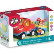 Masinuta si Accesorii WOW Toys