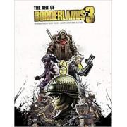 The Art of Borderlands 3 by Chris Allcock