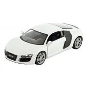 Welly Audi R8 V10, White