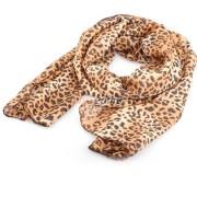 Esarfa eleganta leopard print