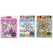 Paint With Water Bundle - Pink, Princess and Garden by Melissa and Doug